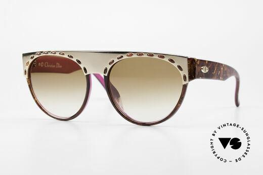 Christian Dior 2437 Damen Sonnenbrille Vintage Details
