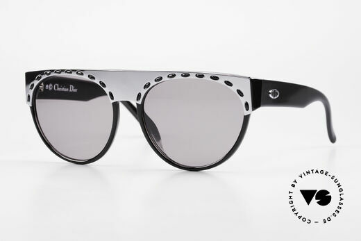 Christian Dior 2437 Damen 80s Vintage Sonnenbrille Details