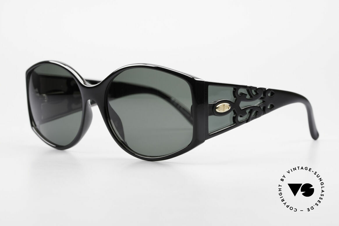 Christian Dior 2435 Designersonnenbrille Damen, 'Primadonna' oder 'Diva' Sonnenbrille, echt vintage!, Passend für Damen