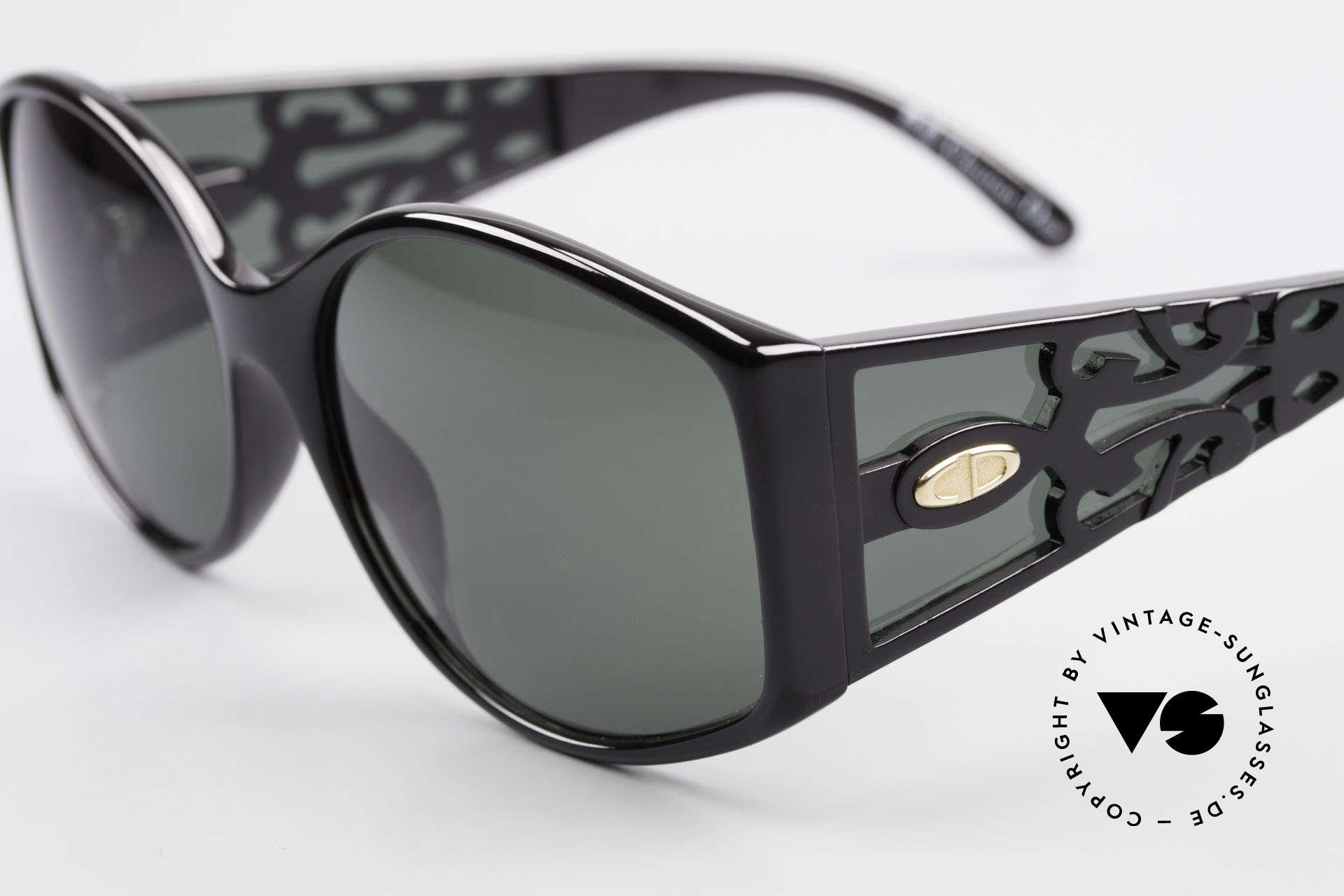 Christian Dior 2435 Designersonnenbrille Damen, ungetragen (wie alle unsere 80er Dior Sonnenbrillen), Passend für Damen