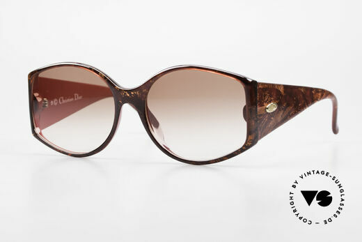 Christian Dior 2435 Designerbrille True Vintage 80s Details
