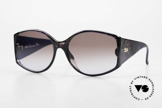 Christian Dior 2435 80s True Vintage Designerbrille Details