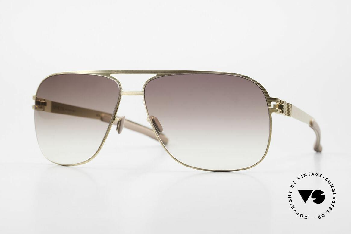 Mykita Luke Vintage Sonnenbrille von 2008, original VINTAGE Mykita Herren-Sonnenbrille von 2008, Passend für Herren