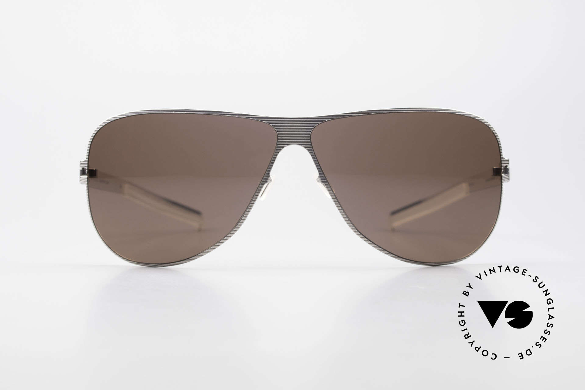 Mykita Ava Damen Aviator Brille Polarized, Mykita: die jüngste Marke in unserem vintage Sortiment, Passend für Damen