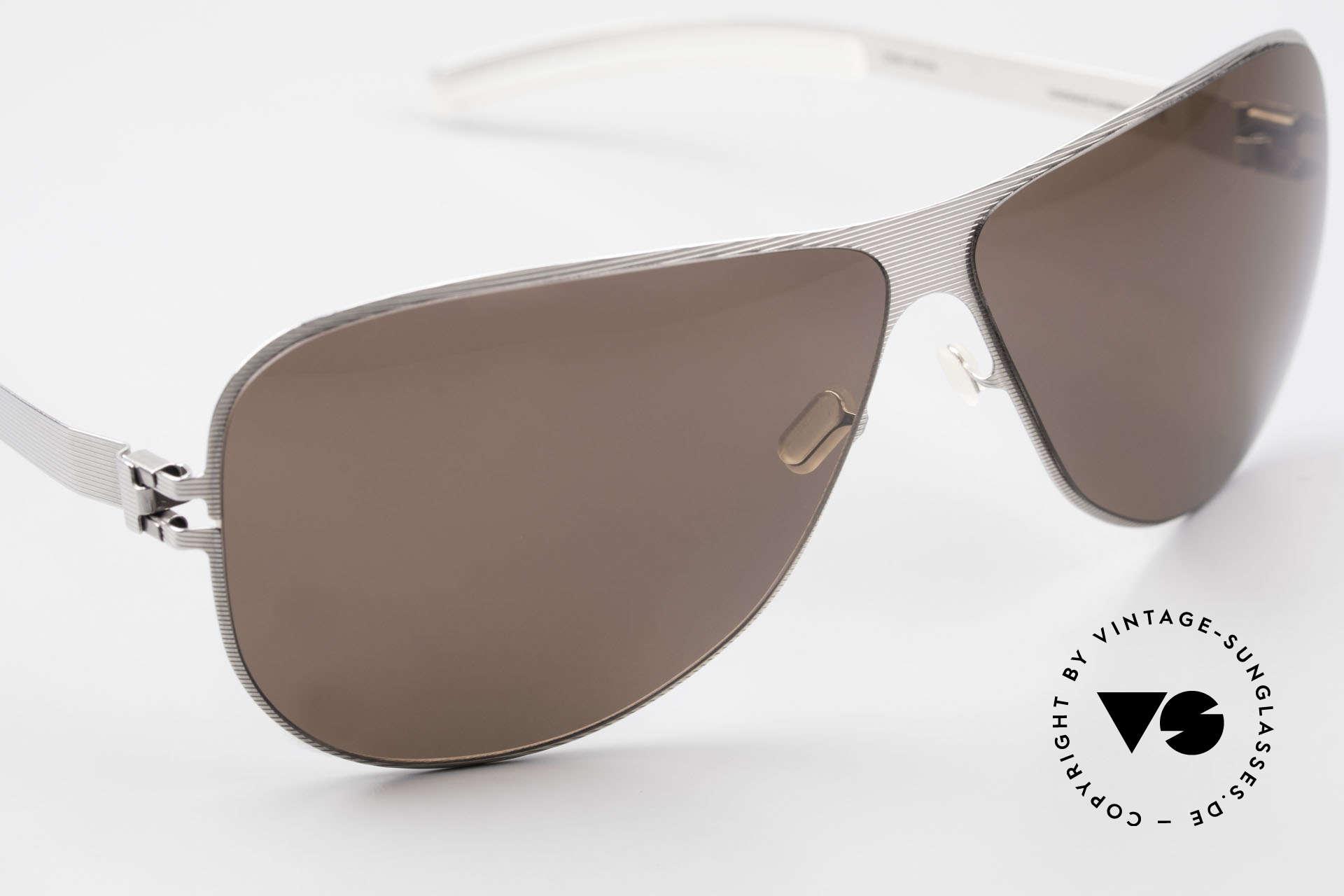 Mykita Ava Damen Aviator Brille Polarized, echt hochwertig & cooles Design (Ladies Aviator-Brille), Passend für Damen