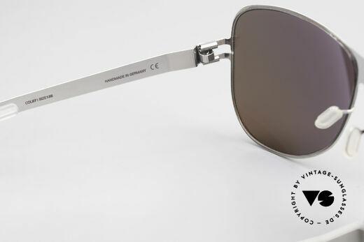 Mykita Ava Damen Aviator Brille Polarized, getragen von zahlreichen Promis und inzwischen selten, Passend für Damen