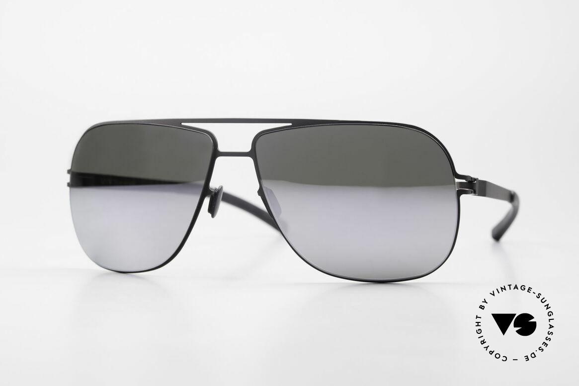 Mykita Rolf Promi Sonnenbrille Verspiegelt, VINTAGE Angelina Jolie MYKITA Sonnenbrille von 2011, Passend für Herren und Damen