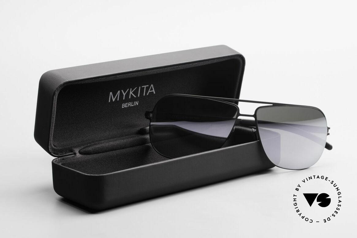 Mykita Rolf Promi Sonnenbrille Verspiegelt, Größe: medium, Passend für Herren und Damen
