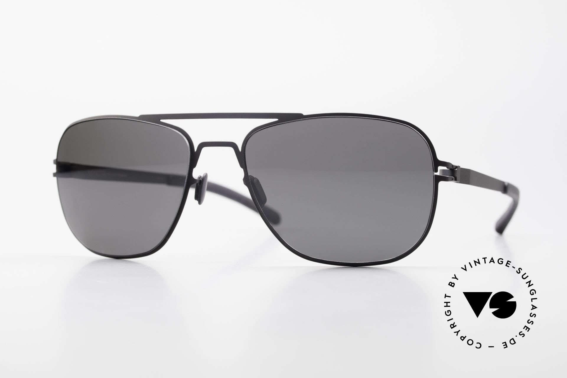 Mykita Howard Polarisierende Sonnenbrille, original VINTAGE Mykita Unisex-Sonnenbrille von 2007, Passend für Herren und Damen