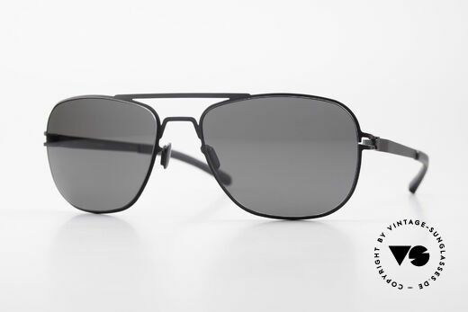 Mykita Howard Polarisierende Sonnenbrille Details