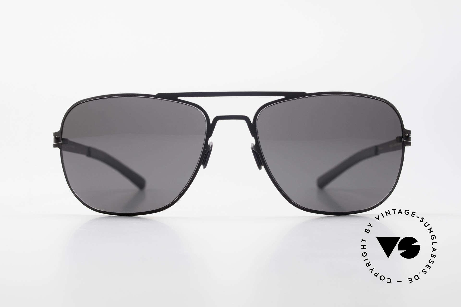 Mykita Howard Polarisierende Sonnenbrille, Mykita: die jüngste Marke in unserem vintage Sortiment, Passend für Herren und Damen