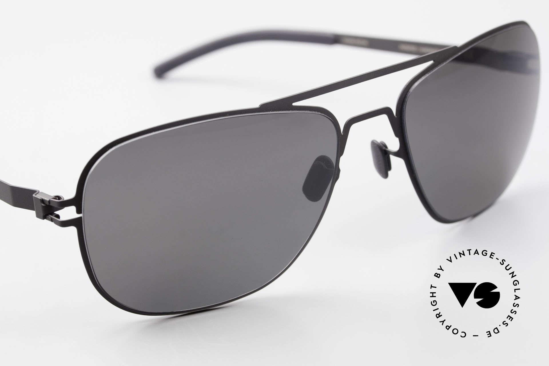 Mykita Howard Polarisierende Sonnenbrille, enorm hochwertig; made in Germany (Berlin-Kreuzberg), Passend für Herren und Damen