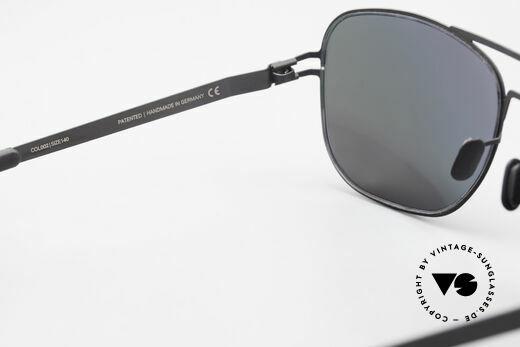 Mykita Howard Polarisierende Sonnenbrille, getragen von zahlreichen Promis und inzwischen selten, Passend für Herren und Damen