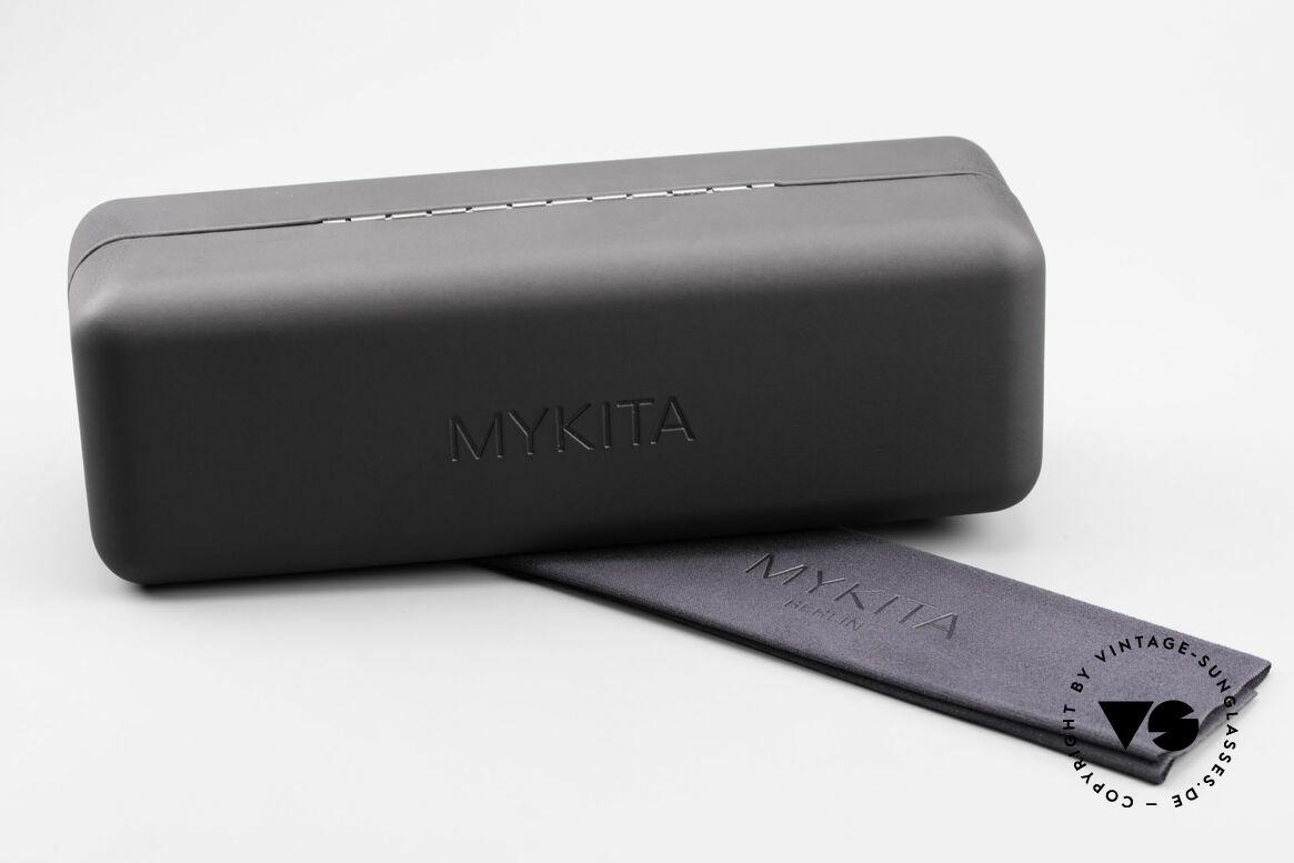 Mykita Howard Polarisierende Sonnenbrille, Größe: medium, Passend für Herren und Damen