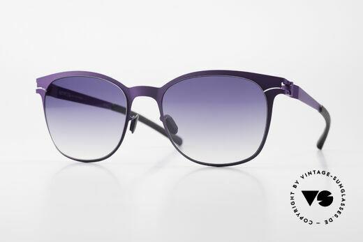 Mykita Greta Damen Designer Sonnenbrille Details