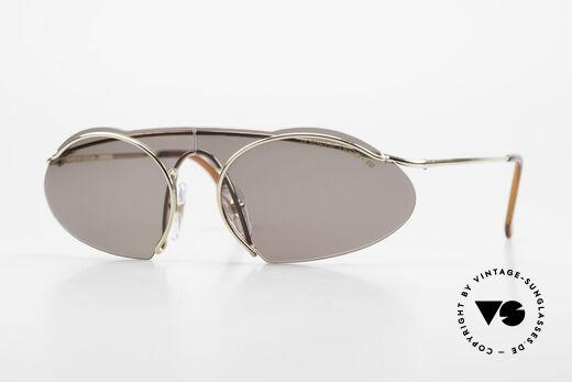 Porsche 5690 2 in 1 Sonnenbrille Zwei Styles Details
