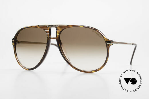 Carrera 5595 80er Brille Mit Extra Gläsern Details