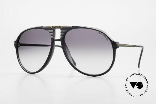 Carrera 5595 80er Brille Extra Sonnengläser Details