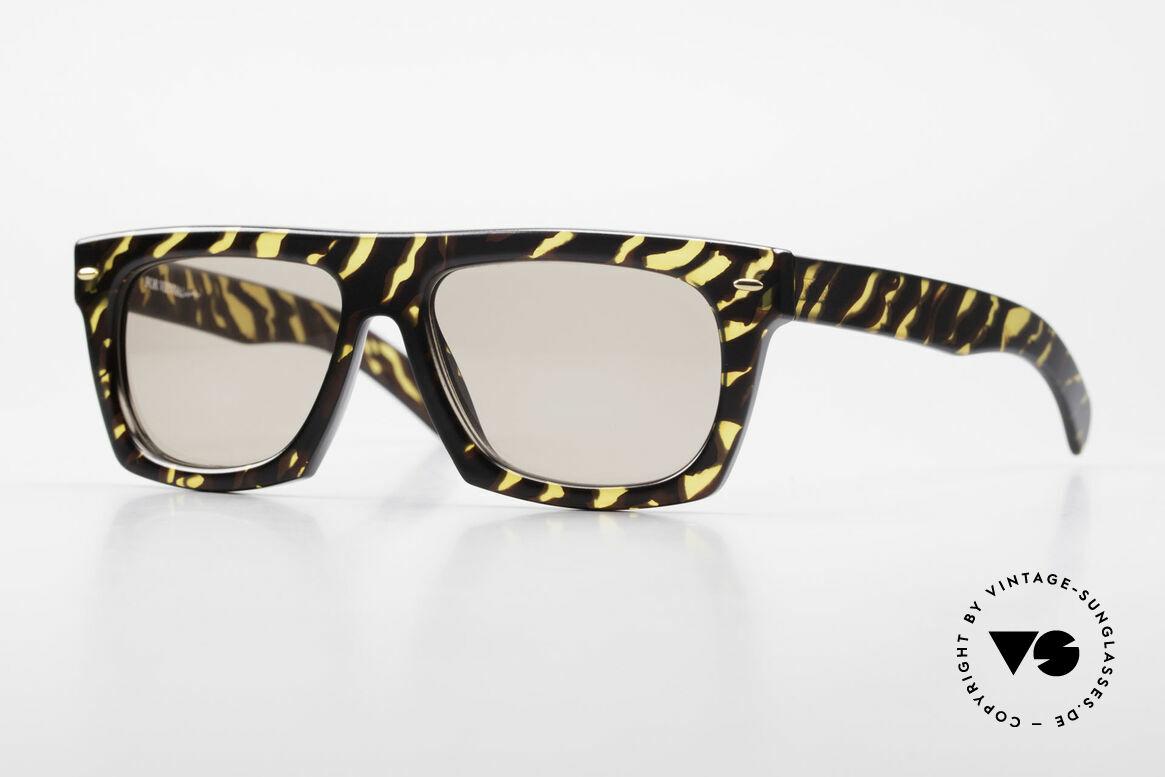 Paloma Picasso 1460 No Retrobrille 90er Original, vintage Designersonnenbrille von Paloma Picasso, Passend für Herren und Damen