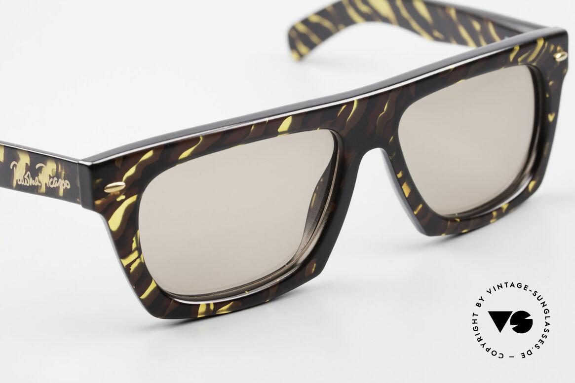 Paloma Picasso 1460 No Retrobrille 90er Original, ungetragen (wie alle unsere vintage Sonnenbrillen), Passend für Herren und Damen