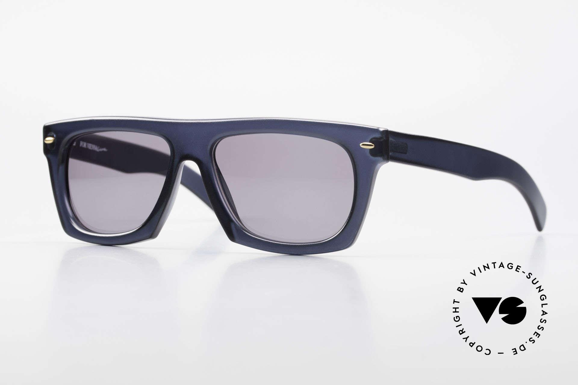 Paloma Picasso 1460 90er Original Designerbrille, vintage Designersonnenbrille von Paloma Picasso, Passend für Herren und Damen