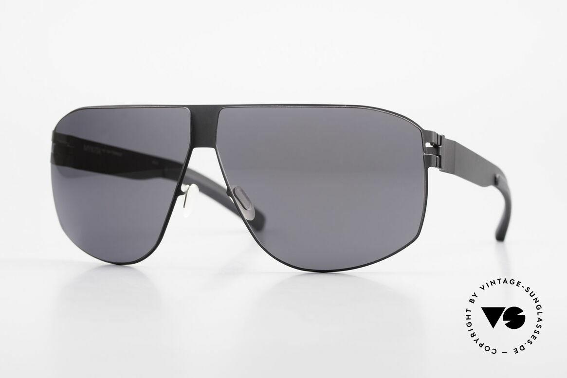 Mykita Terrence Vintage Mykita Sonnenbrille, original VINTAGE Mykita Herren-Sonnenbrille von 2011, Passend für Herren