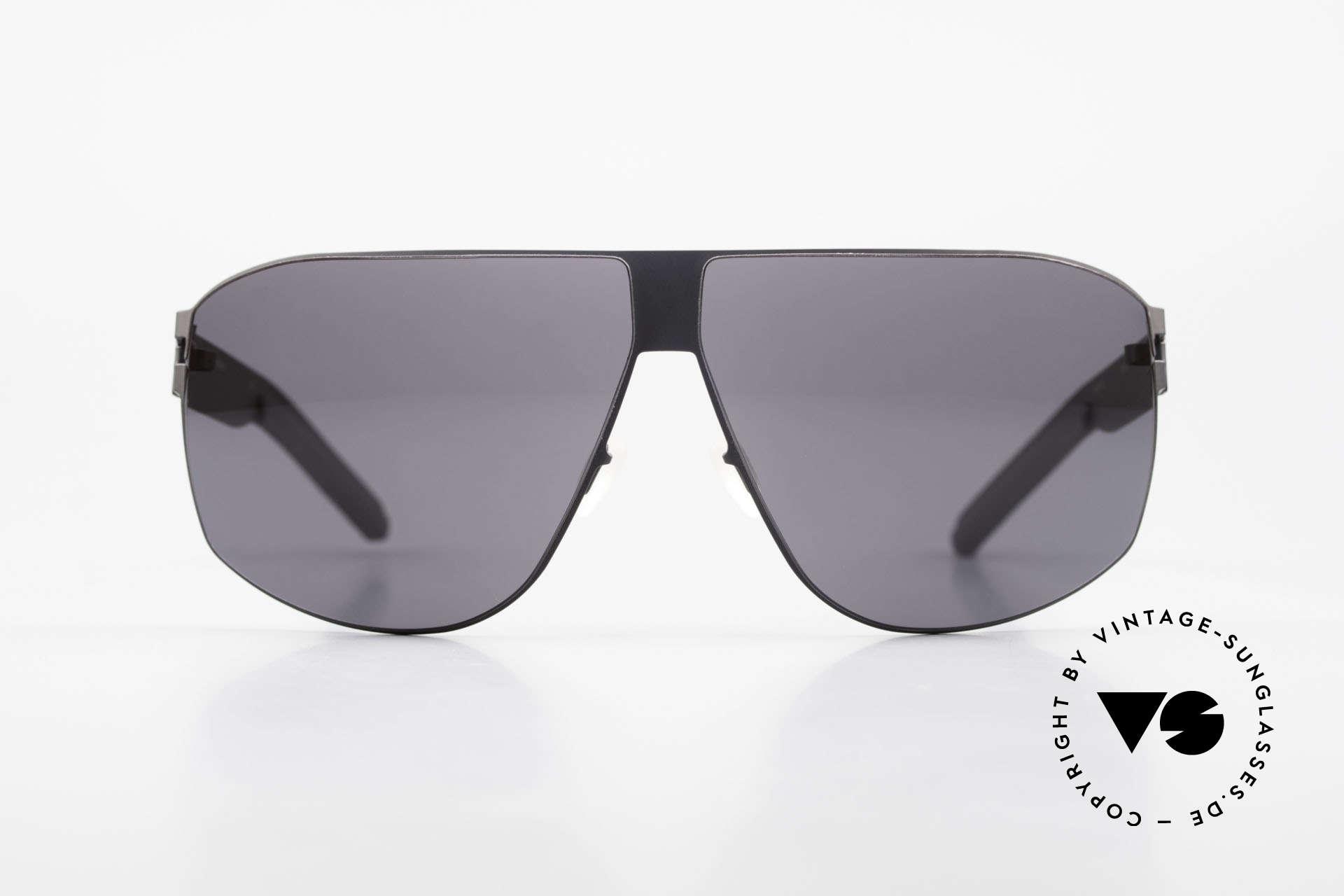 Mykita Terrence Vintage Mykita Sonnenbrille, Mykita: die jüngste Marke in unserem vintage Sortiment, Passend für Herren