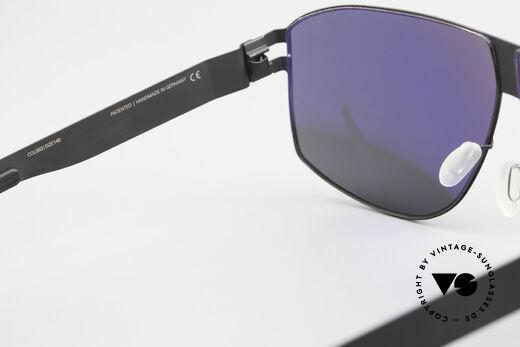 Mykita Terrence Vintage Mykita Sonnenbrille, getragen von zahlreichen Promis und inzwischen selten, Passend für Herren