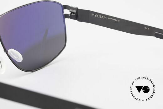 Mykita Terrence Vintage Mykita Sonnenbrille, daher jetzt bei uns (natürlich ungetragen und mit Etui), Passend für Herren