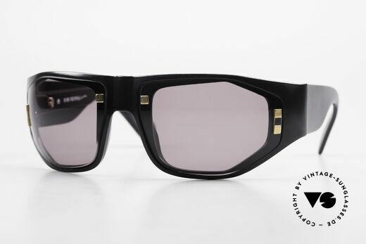 Paloma Picasso 3701 90er Damen Wrap Sonnenbrille Details