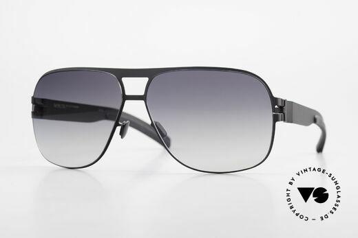 Mykita Clifford 2000er Vintage Sonnenbrille Details