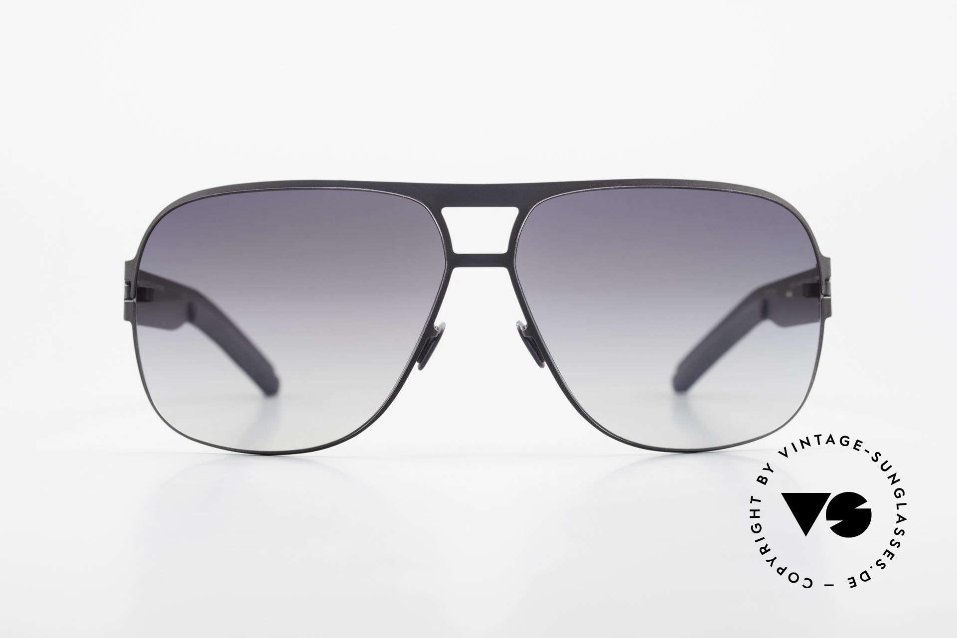 Mykita Clifford 2000er Vintage Sonnenbrille, Mykita: die jüngste Marke in unserem vintage Sortiment, Passend für Herren