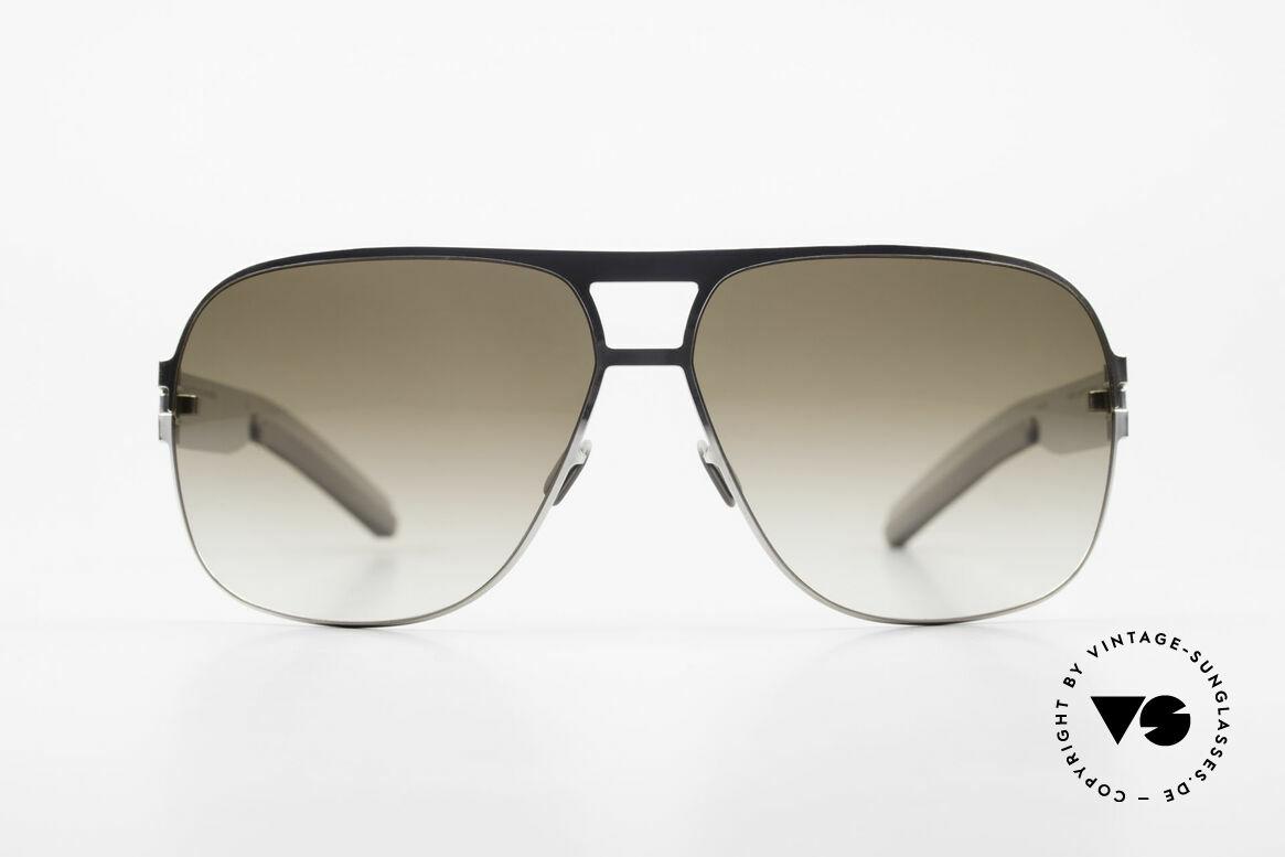 Mykita Clifford 2000er Vintage Aviator Brille, Mykita: die jüngste Marke in unserem vintage Sortiment, Passend für Herren
