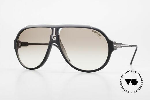 Carrera 5565 Alte Sonnenbrille 80er Vintage Details