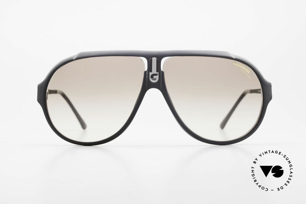 Carrera 5565 Alte Sonnenbrille 80er Vintage, sehr ähnlich dem berühmten Carrera Modell '5512', Passend für Herren und Damen