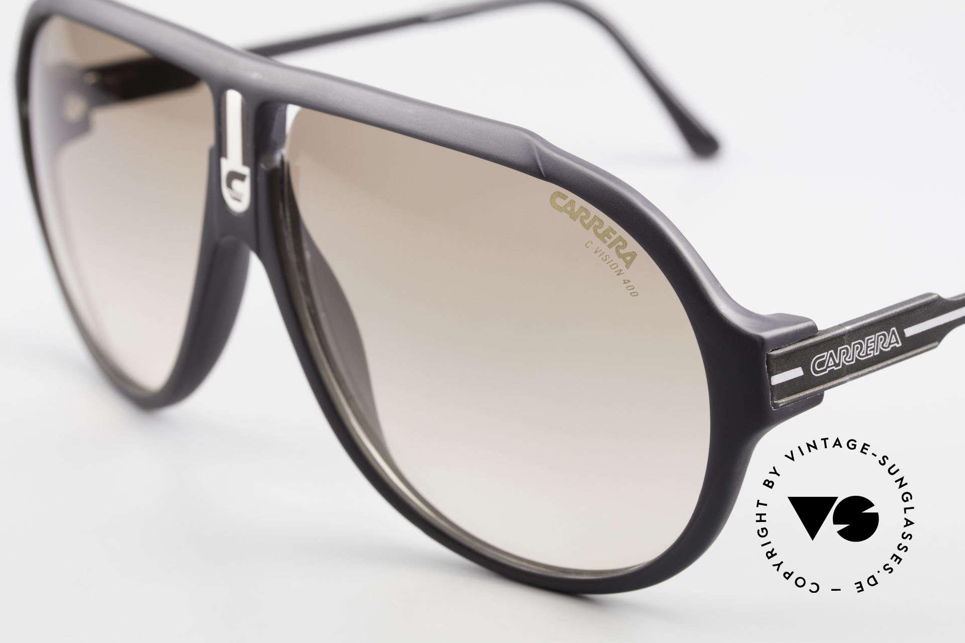 Carrera 5565 Alte Sonnenbrille 80er Vintage, mehr Qualität und Tragekomfort geht einfach nicht, Passend für Herren und Damen
