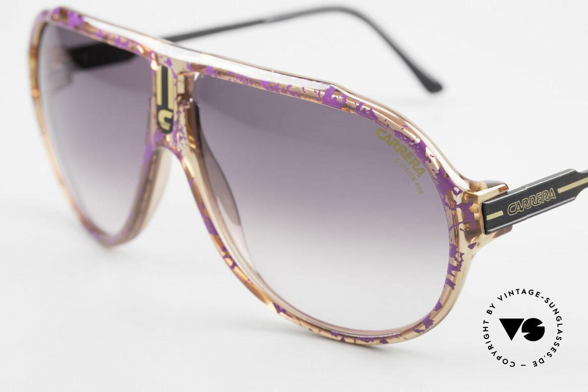 Carrera 5565 Alte Vintage 80er Sonnenbrille, ungetragenes Unikat (wie alle unsere Carrera-Brillen), Passend für Herren und Damen