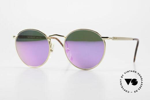 John Lennon - The Dreamer Pink Verspiegelte Sonnengläser Details