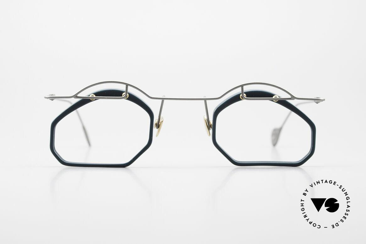 Paul Chiol 12 Kunstbrille Vintage Designer, ein Synonym für anspruchsvolle Brillenfassungen, Passend für Herren und Damen
