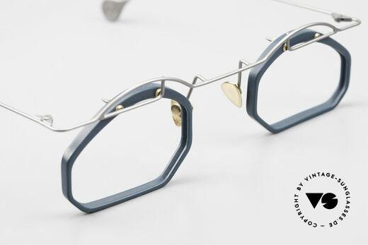 Paul Chiol 12 Kunstbrille Vintage Designer, die Fassung ist beliebig verglasbar (optisch / Sonne), Passend für Herren und Damen