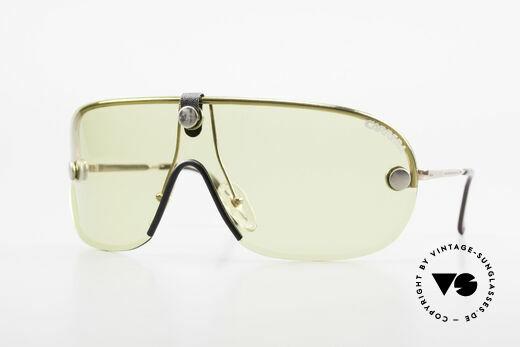 Carrera 5418 Allwetter Sonnenbrille Polar Details