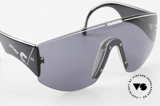 Carrera 5414 Rare Sport Sonnenbrille 90er, KEINE RETRO Sonnenbrille, 100% vintage ORIGINAL, Passend für Herren