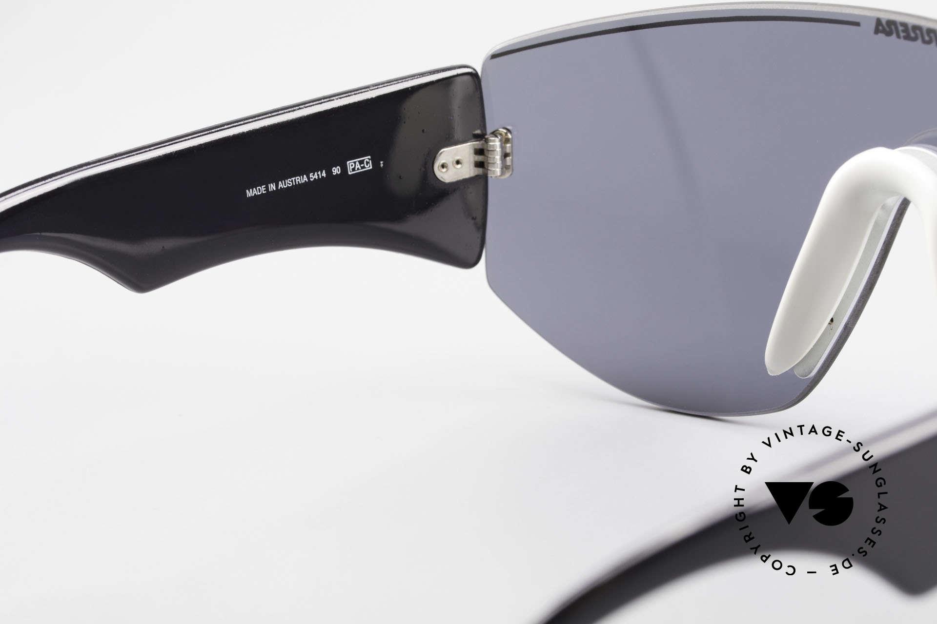 Carrera 5414 Rare Sport Sonnenbrille 90er, Größe: large, Passend für Herren