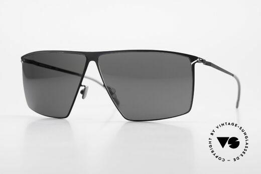 Mykita Amund Eckige Herren Sonnenbrille Details