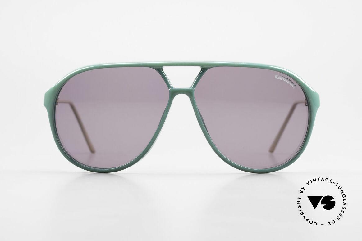 Carrera 5425 80er 90er Sport Lifestyle Brille, Carrera bedeutet Rennen und ist die Brillenphilosophie, Passend für Herren