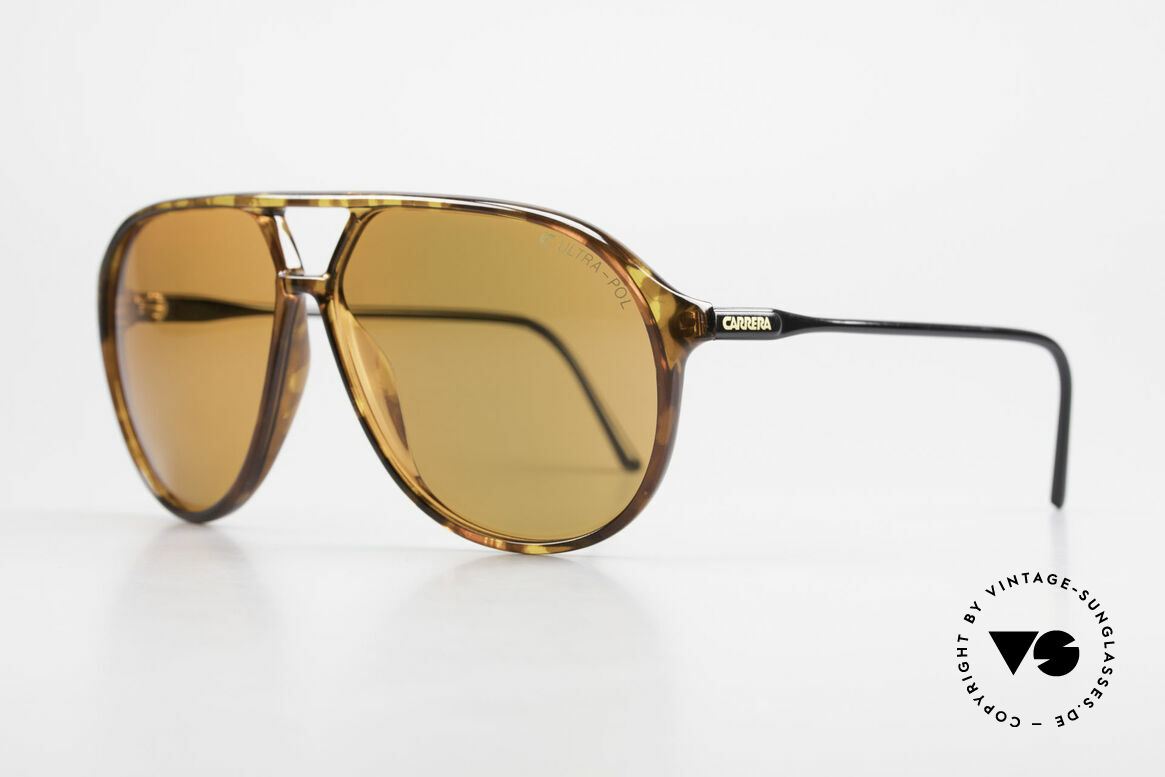 Carrera 5425 Sonnenbrille Polarisierend 80s, sportives & funktionelles Design als Qualitätsmerkmal, Passend für Herren