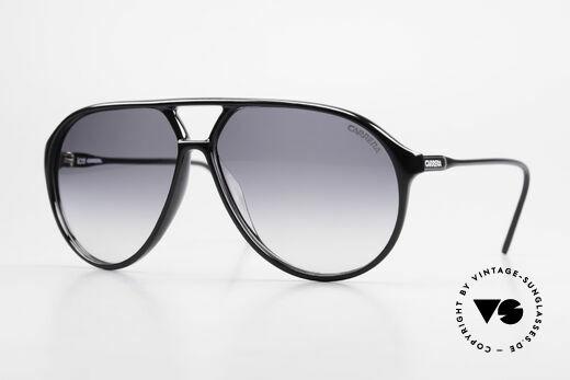 Carrera 5425 80er Brille Mit Wechselgläsern Details