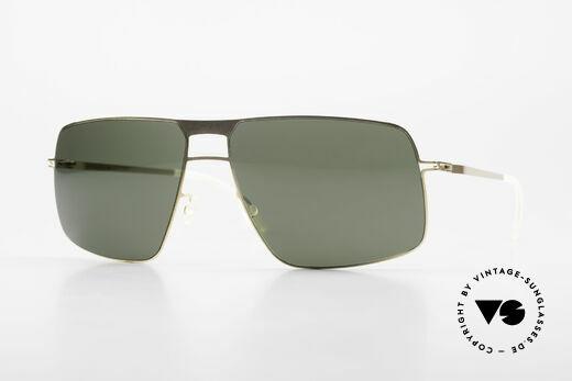Mykita Leif Designerbrille Zeiss Gläser Details