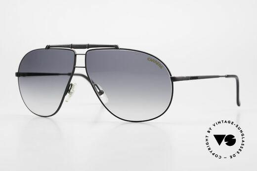 Carrera 5401 Large 80er Brille Mit Extra Gläsern Details