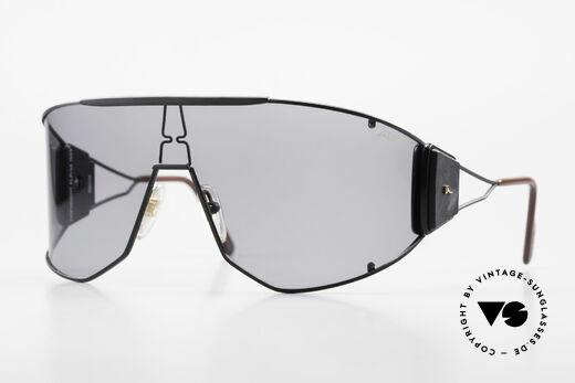 Alpina Goldwing Rare 80er Promi Vintage Brille Details
